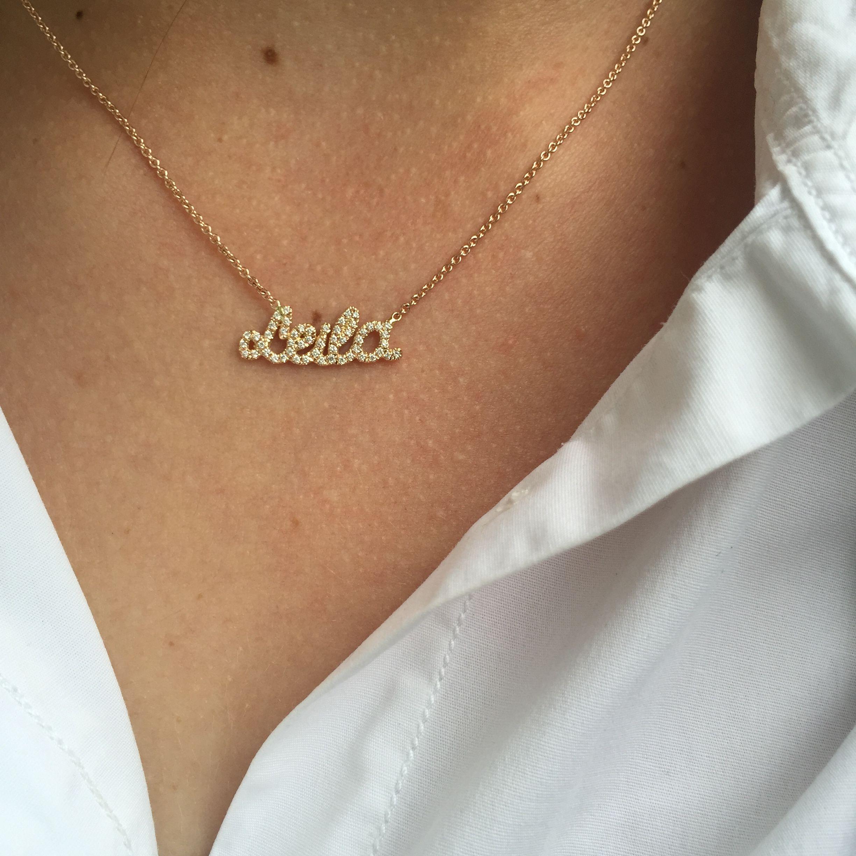 collier prenom thea