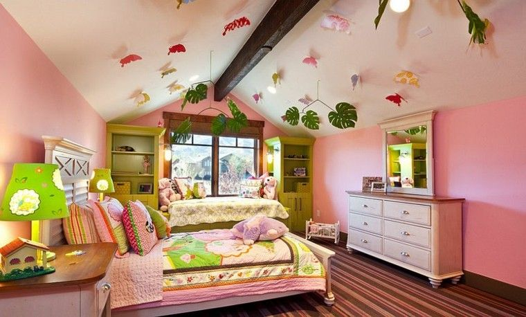 dcoration de chambre enfant 25 plafonds inoubliables - Comment Decorer Une Chambre D Enfant