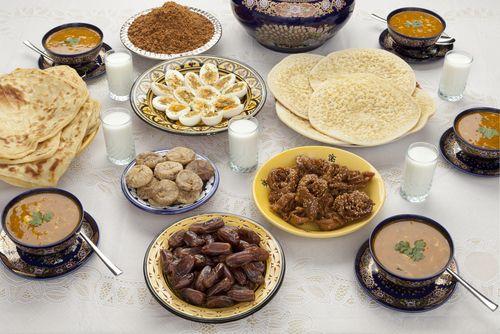 Four Steps To A Food Safe Eid Ul Fitr Foodsafety Gov Iftar Recipes Ramadan Recipes Food