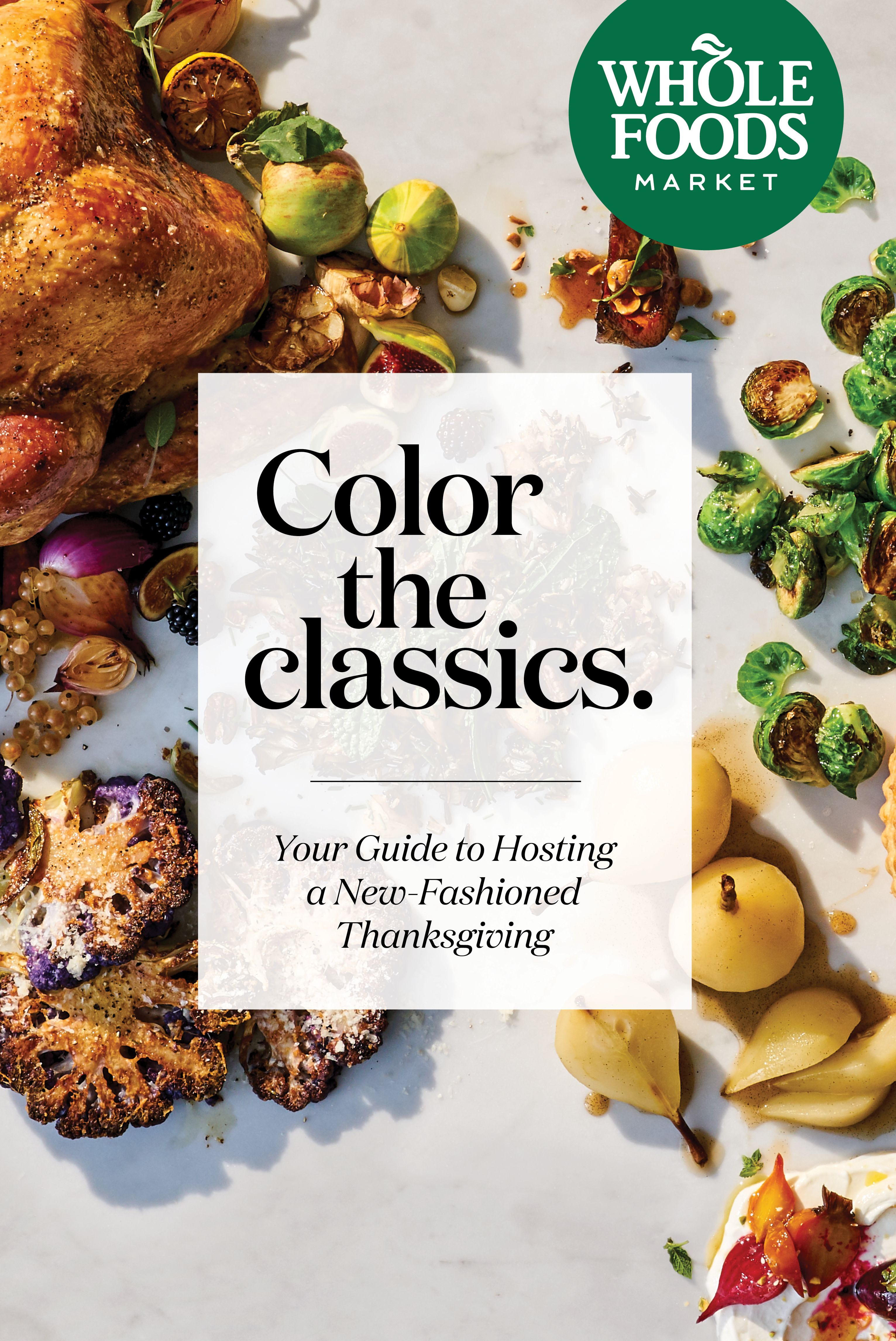 Color the Classics Your Guide to Hosting a NewFashioned