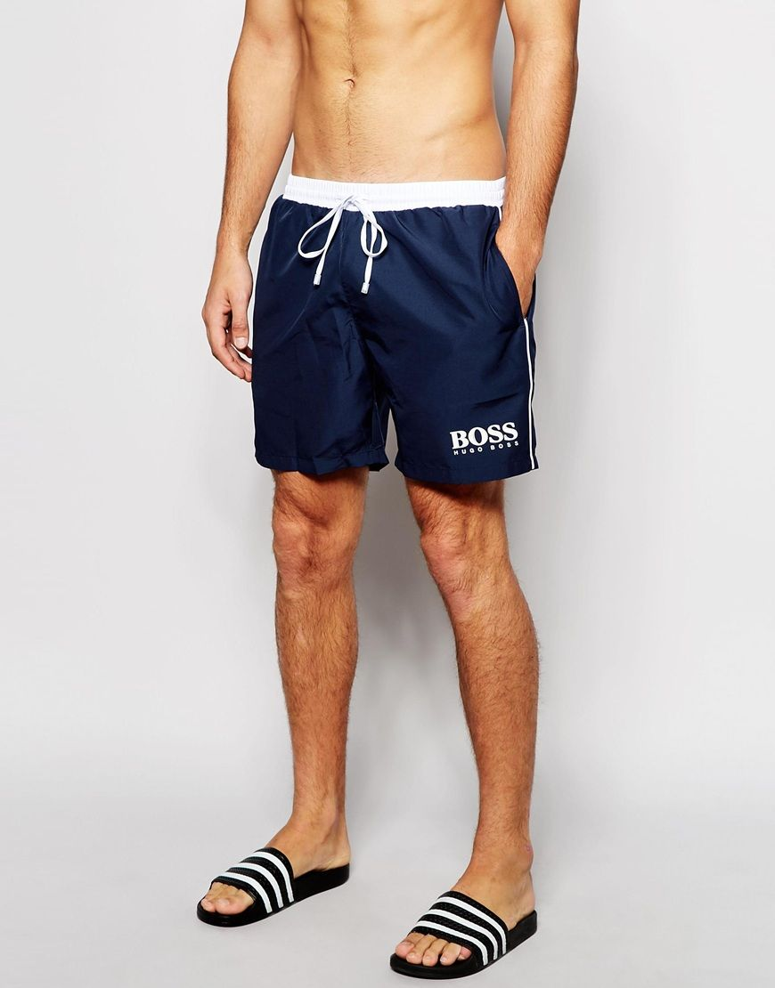 f31a7c48d8 Hugo Boss Star Fish Swim Short Exclusive | Mens (Underwear ...