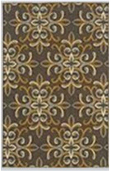 Savery Brown Gold Medium Rug With Images Floral Area Rugs Area Rugs Indoor Outdoor Rugs