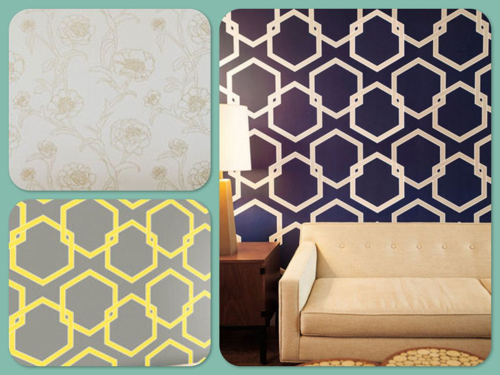 Chic Removable Wallpaper Perfect For Dorm Rooms U0026 Apartments Part 43