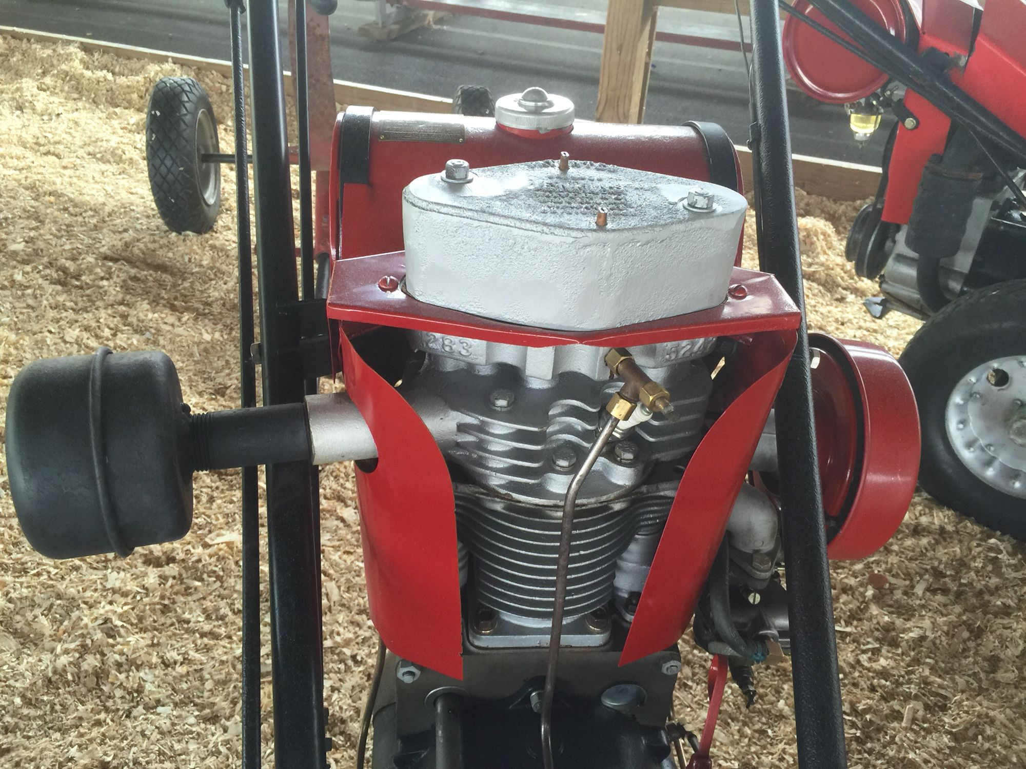 Gravely Jenkins Head Tractors Lawn Maintenance Lawn