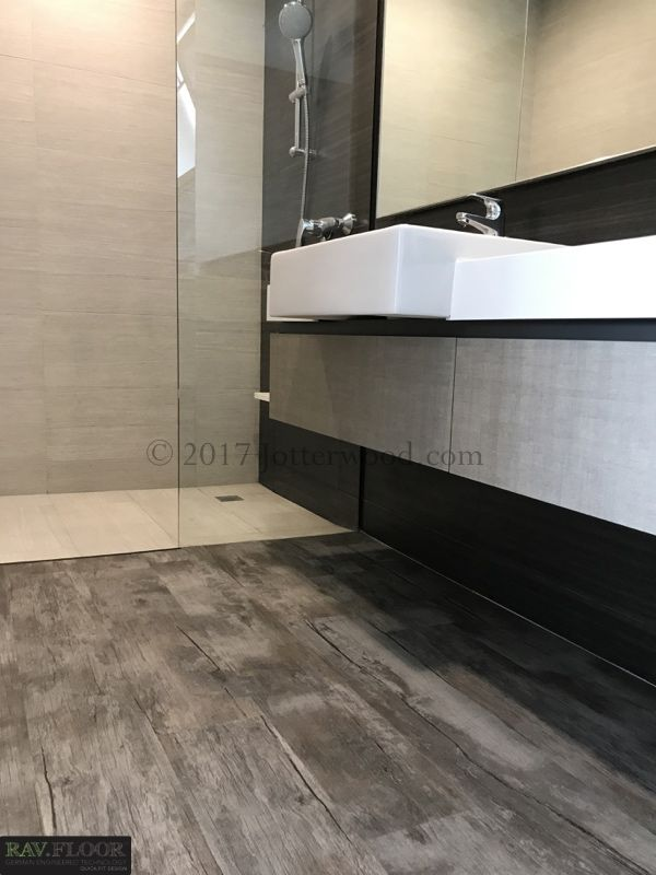 Modern Rustic Dry Toilet Vinyl Flooring Jotterwood Vinyl Flooring Singapore Laminate Flooring Singapore Vinyl Flooring Engineered Wood Floors Floor Design