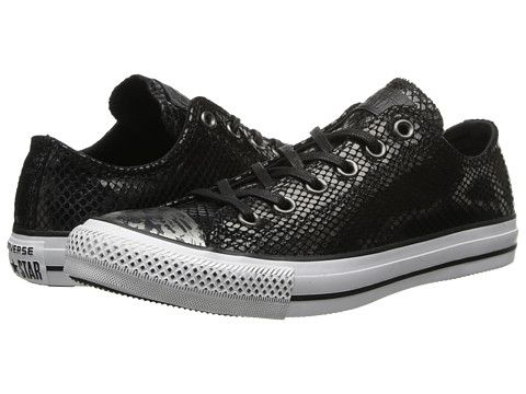 Chuck taylor all star snake leather ox, Converse, Shoes at 6pm.com