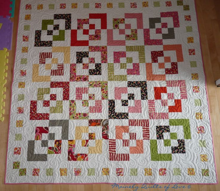 1000+ images about Quilts on Pinterest | Lattices, Bento box and ... : jelly roll strip quilt patterns free - Adamdwight.com