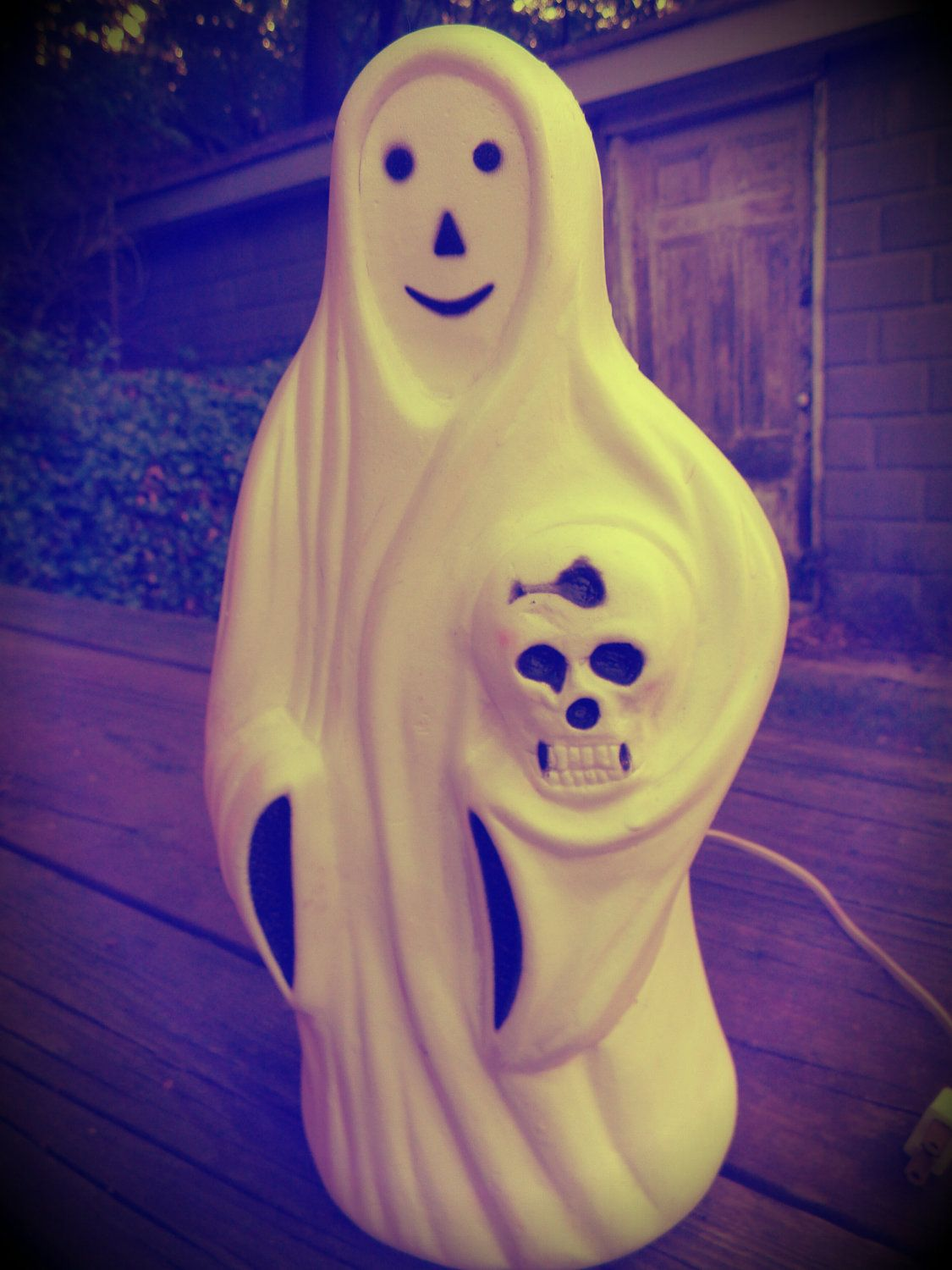 Vintage Halloween Blow Mold