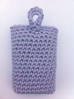 Simple Crochet Soap Saver Pattern by Jenny Doe | Soap bag ...