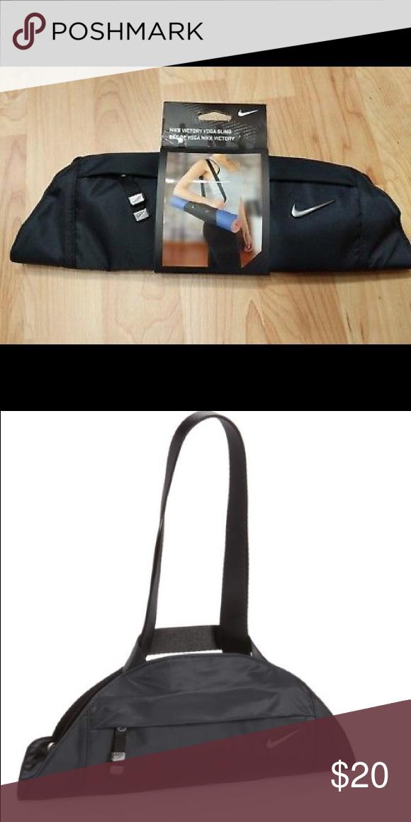 3d75fcbfd6b2 Nike Yoga Mat Sling Bag BRAND NEW