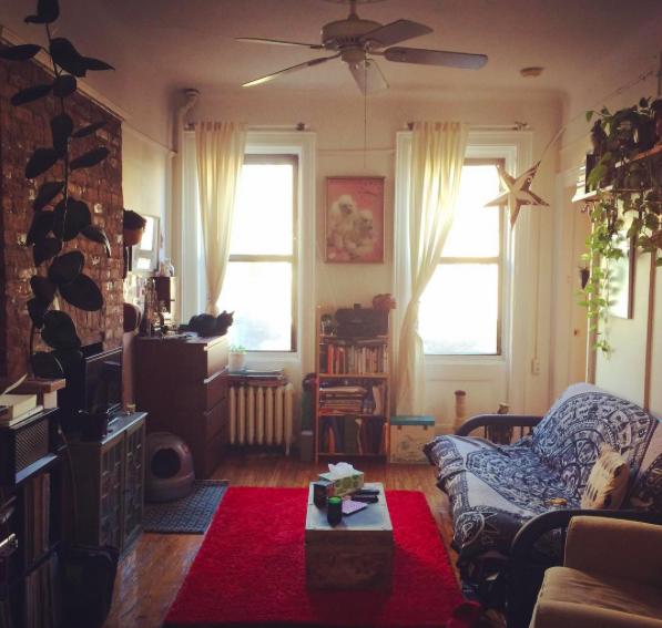 cozy brooklyn living room (jamie agnello) | Home decor ...