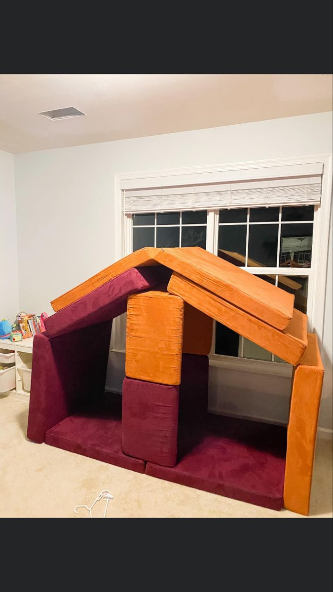 Nugget couch in 2021   Diy playroom, Kids room, Playroom