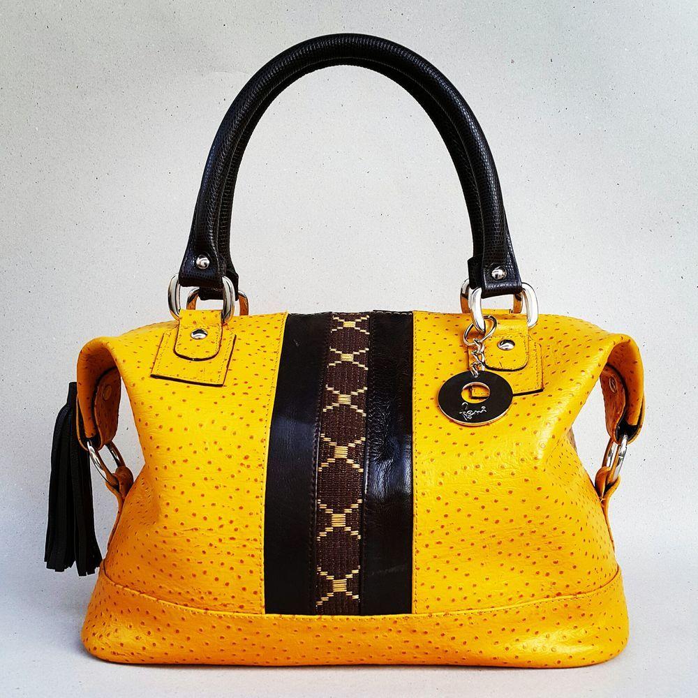 Femi Olayebi The Startup Story Of A Nigerian Bespoke Luxury Handbag Designer Who Has Created Whole World Bags To Global Acclaim