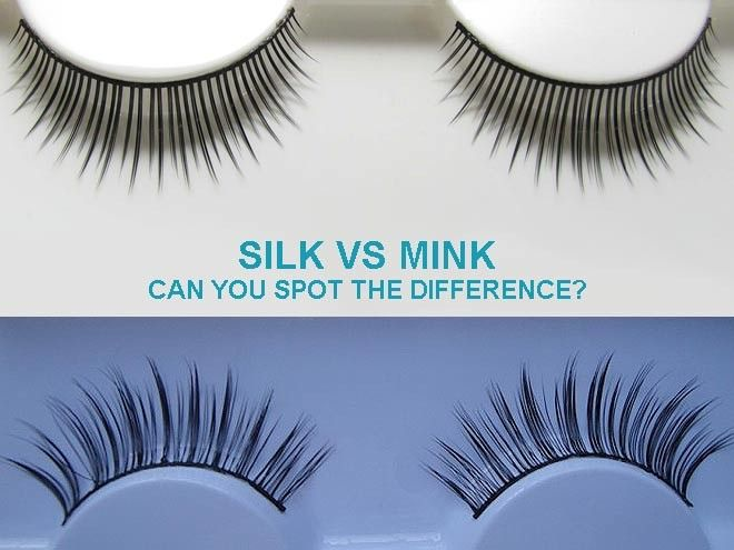 05fa800a220 Silk Lashes Vs Mink Lashes – Can You Spot The Difference | hairrr ...