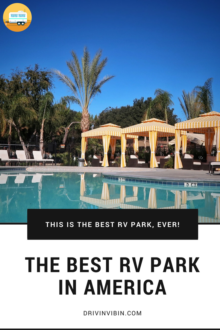 This Is The Best Rv Park In America Located In Buellton California This Park Has Everything For Full Time Rv Li Best Rv Parks Camping Destinations Rv Parks
