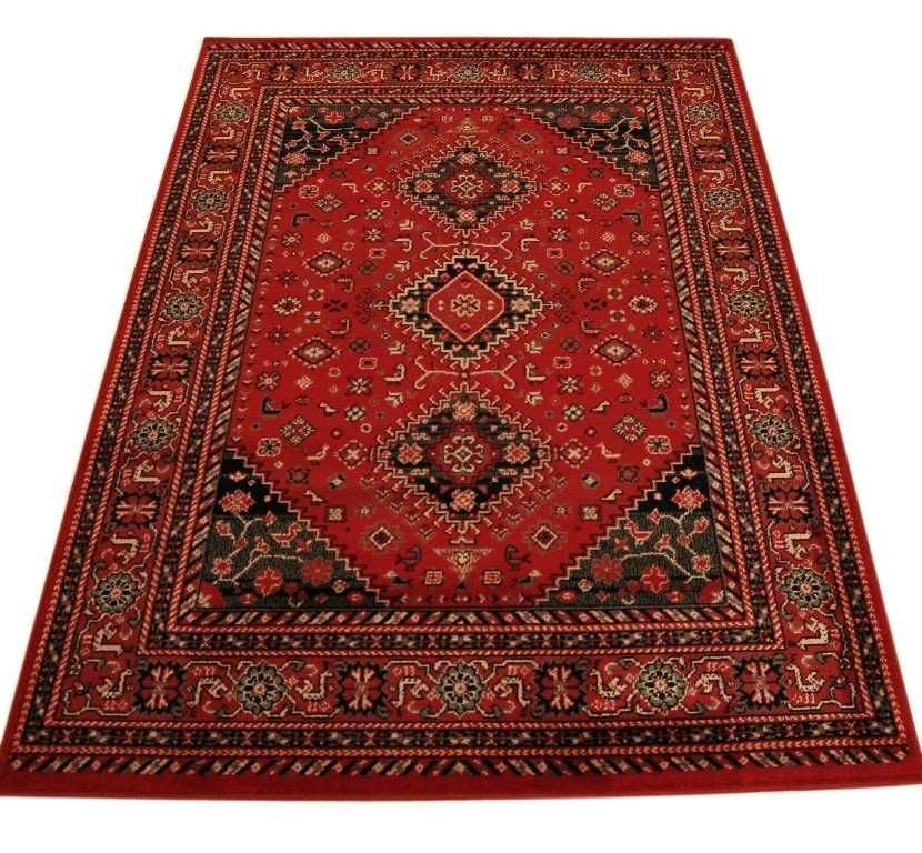 Afghan 7903 Red Traditional Rugs Modern Rugs For The