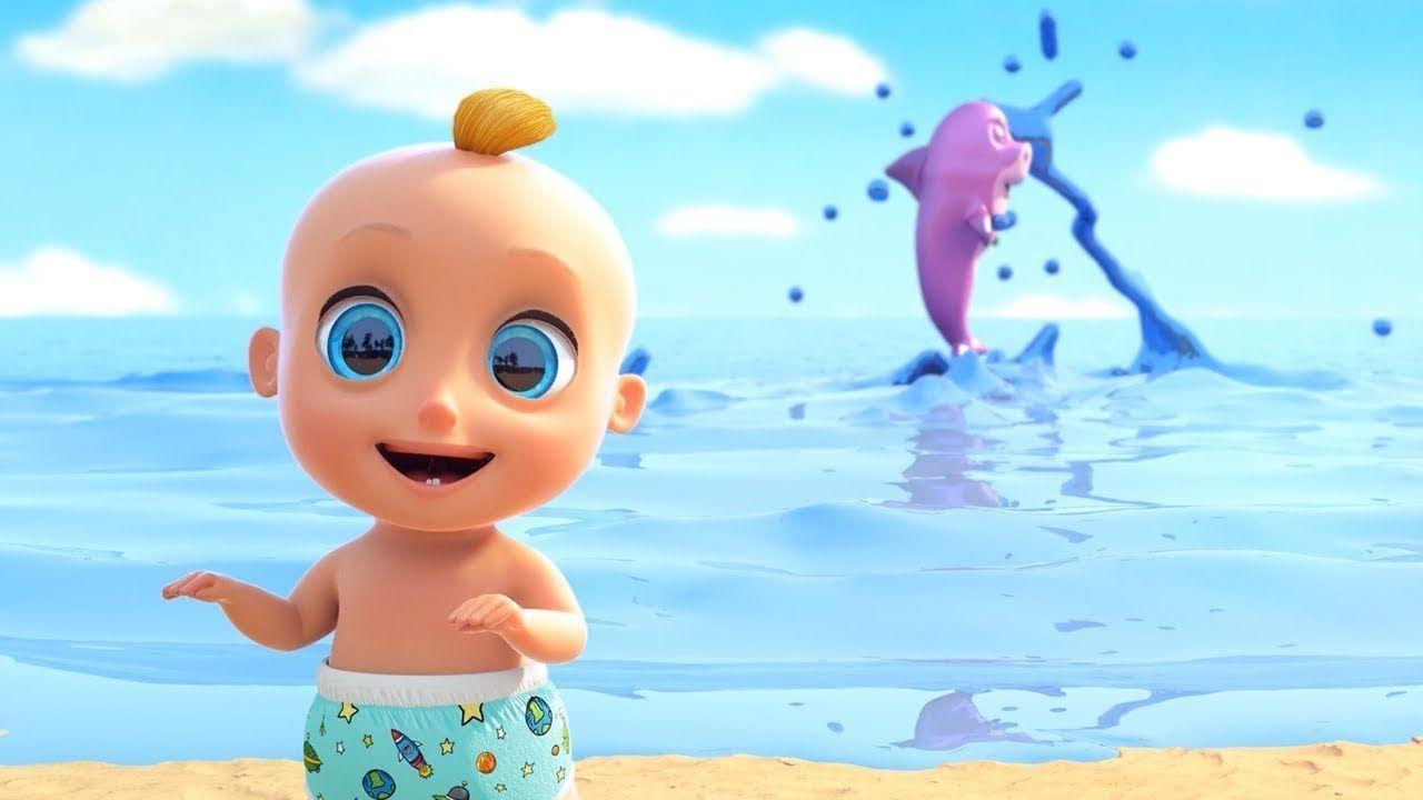 Bebe Tiburón Canciones Infantiles El Reino Infantil