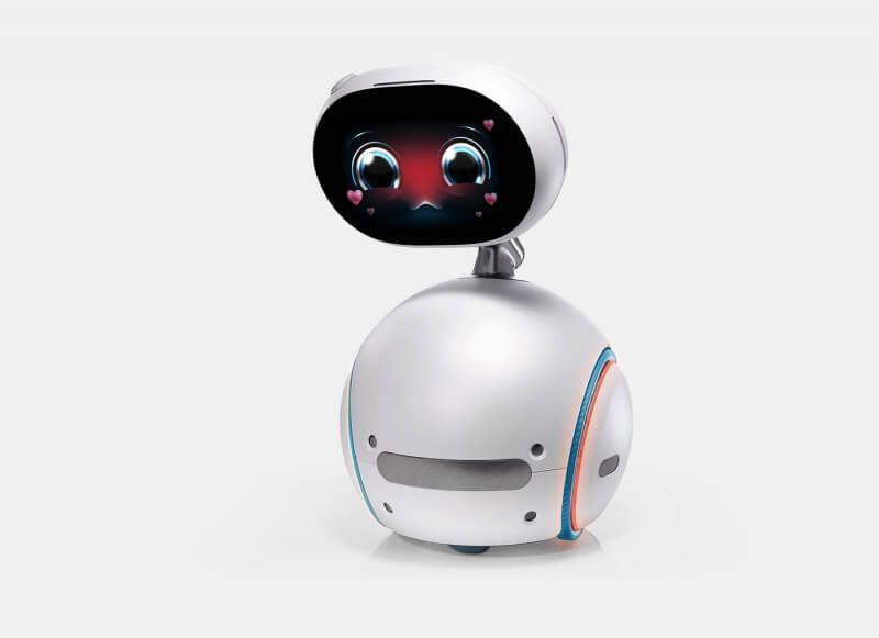 asus, smart home, jonney shih, computex 2016, zenbo, home robot, smart robot
