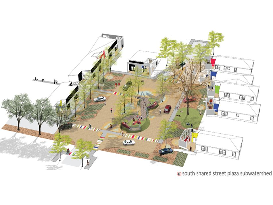Arkansas Cdc Public Space Drawing Urban Spaces Design Urban