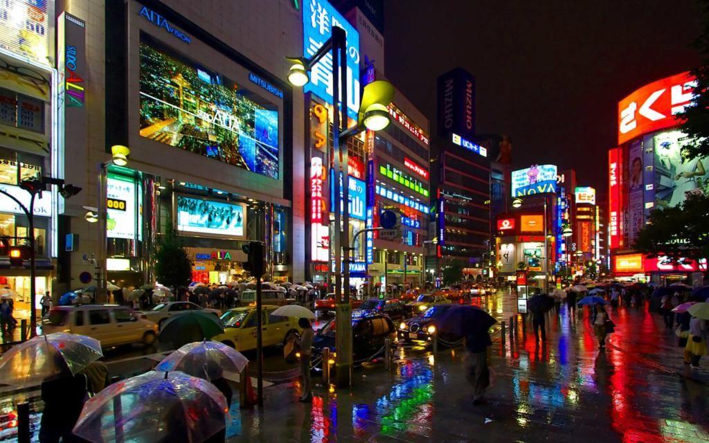Iphone X 4k Wallpapers Japan City Widescreen Wallpaper Full Hd Images Of Computer Rain In Desktop For Download Free