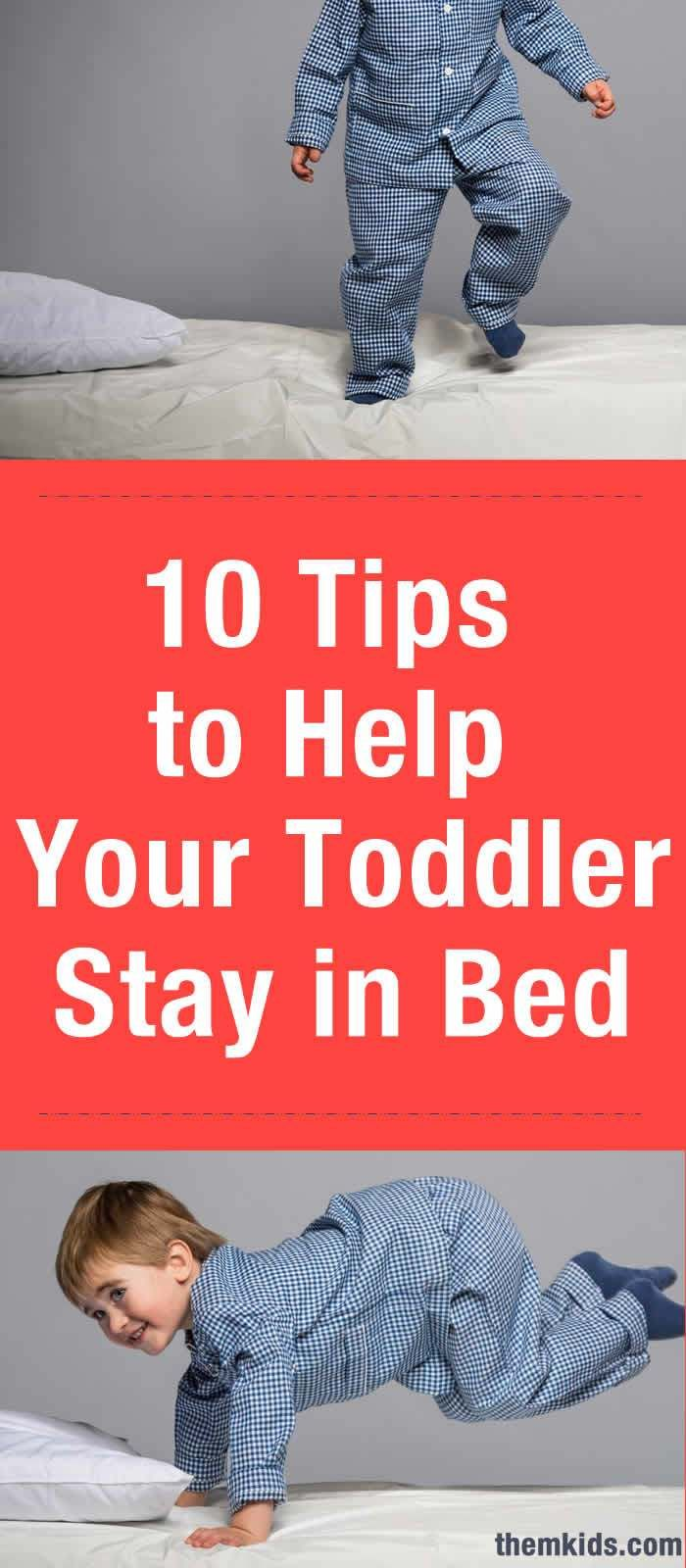 10 Toddler Bedtime Tips | Toddler bedtime, Kids sleep ...