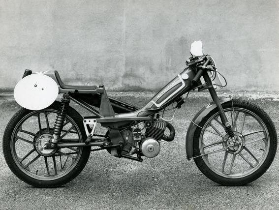 Vintage Motobecane racer