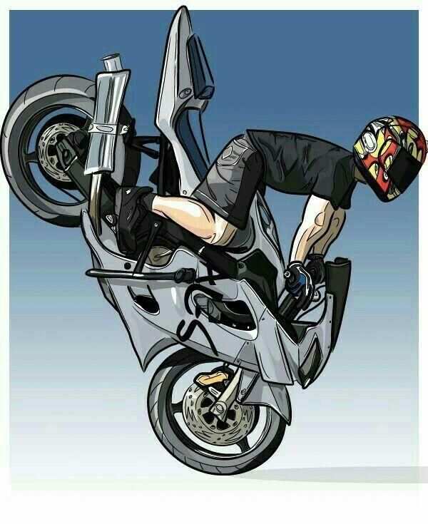 Pin On Stunt Motos