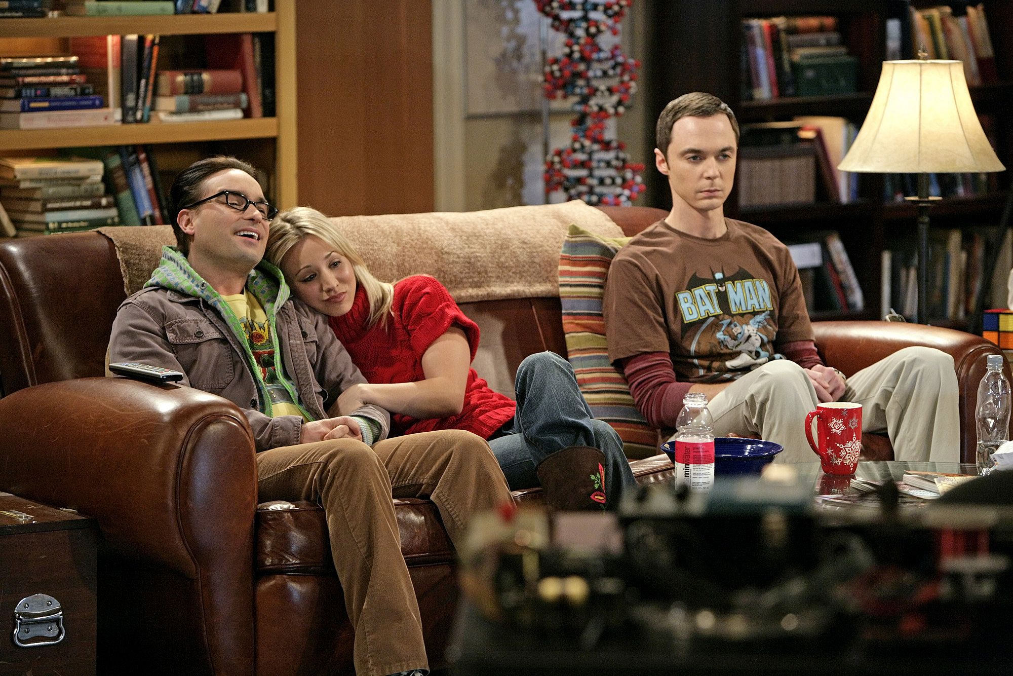Minwater The Big Bang Theory Pinterest Roble # Muebles Big Bang Theory