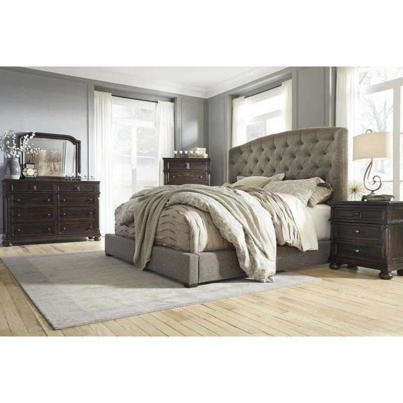 Gerlane bedroom master bedroom set upholstered beds