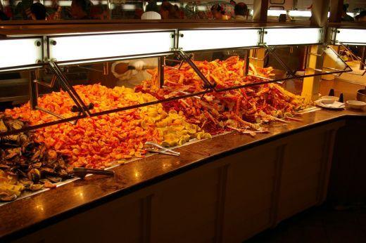 best seafood buffets in las vegas vegas pinterest las vegas rh pinterest ca