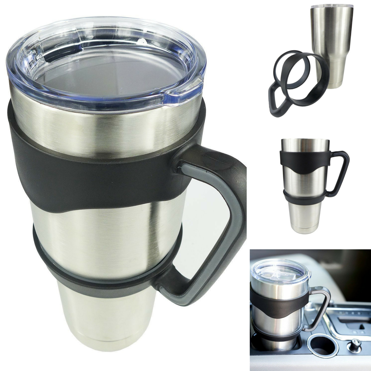 Handle for 30 Oz YETI Rambler Tumbler (Handle onlyTumbler