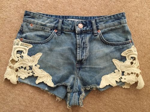 Fabulous Immaculate Topshop High Waisted Shorts - Size 10 28W https://t.co/3fMmJbPxzM https://t.co/y3knIyLsZe