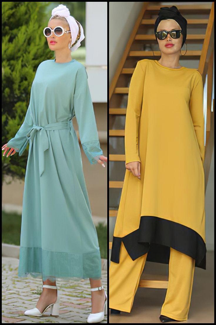 Photo of Tesettür Elbiseler, Takımlar & Tulumlar