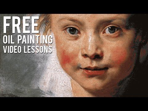 Fine Art Video Lessons - Web Art Academy | Web Art Academy
