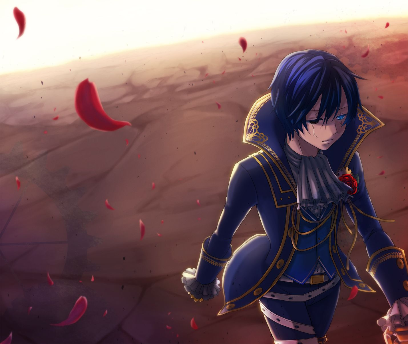 Ashes to ashes, dust to dust. | Vocaloid | Kaito shion ...