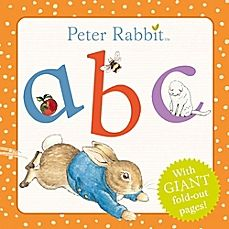 Image Of Peter Rabbit Abc Illustrated Book By Beatrix Potters Beatrix Potter Peter Rabbit Alphabet Book