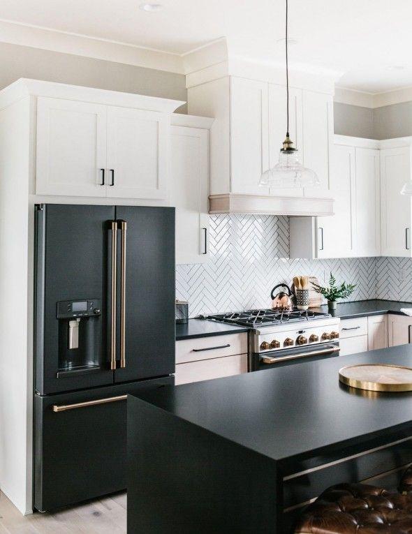 Trends In Kitchen Appliances Kitchen Trends Kitchen Design