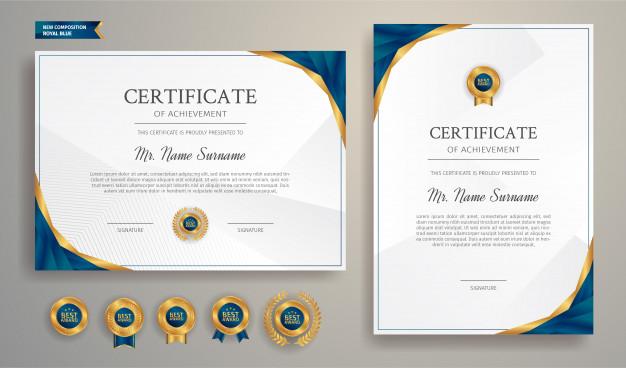 30 Background Sertifikat Kosong Hd Png Vector Batik Elegan Desain Pamflet Desain Banner Desain