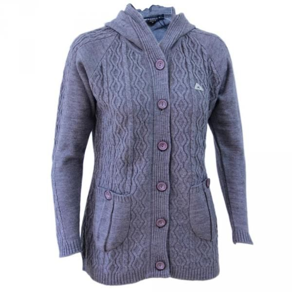 The warmth of a woollen sweater with the style of a cool hoodie, check out  this all new collection of Monte Carlo sweaters for women. You\u0027ll love the  fit,