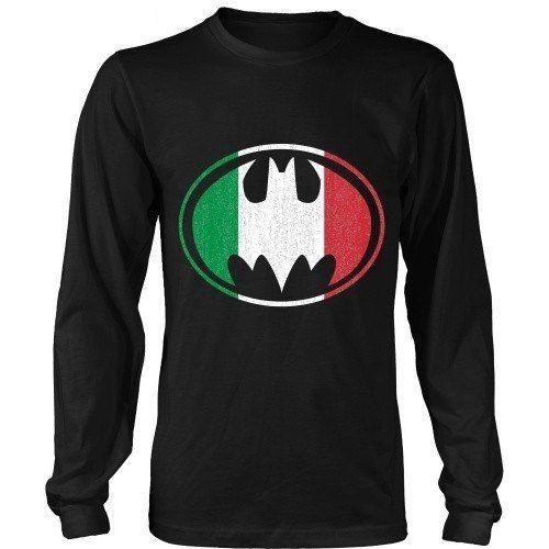 ff867b6f Batman Italian T-shirt | Products - custom made designed apparel and ...