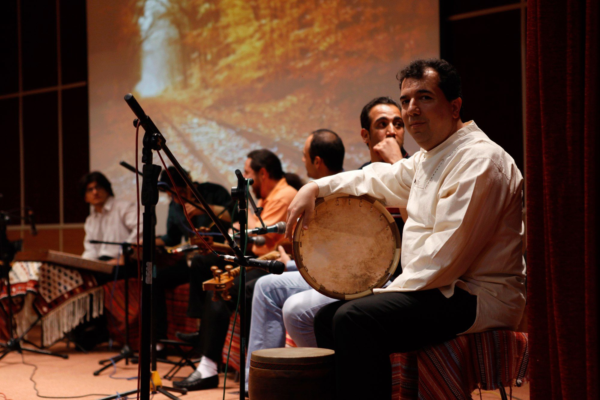 Dayereh, Daf, Ghaval, and Frame Drum Lessons | Persian Music ...