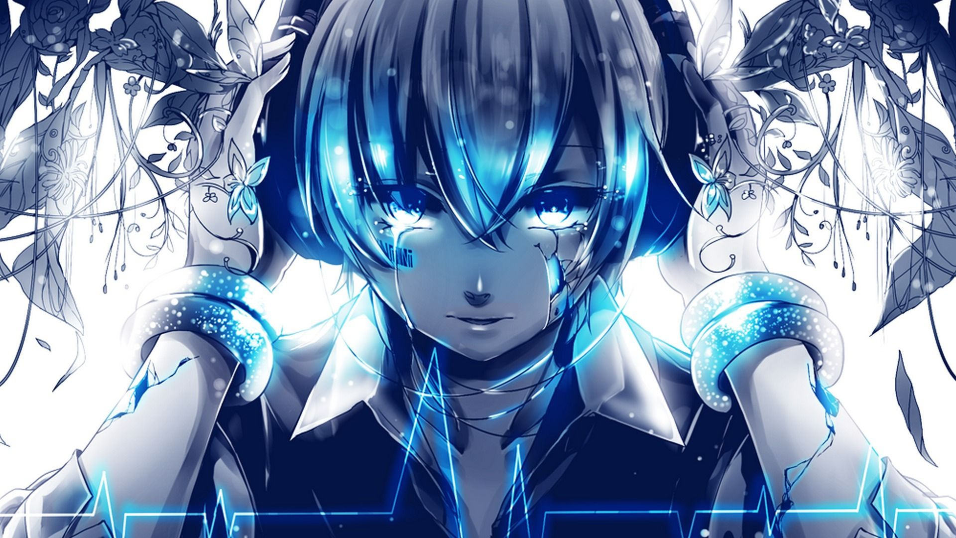 Free Vocaloid Wallpapers Download Gambar anime, Hatsune