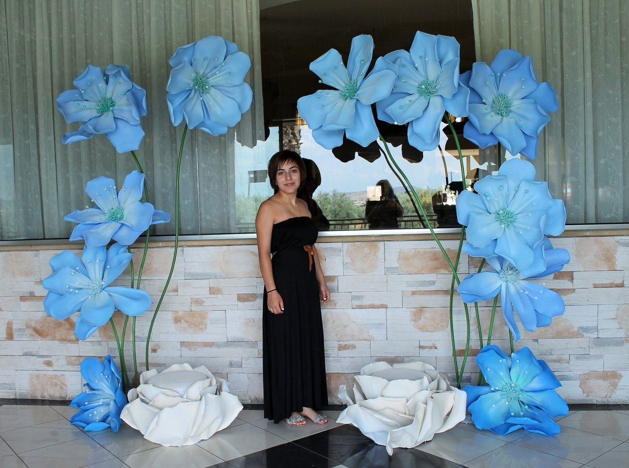 Aranjamente Florale Handmade De Nunta Sau Botez Nunta Cu Tematica