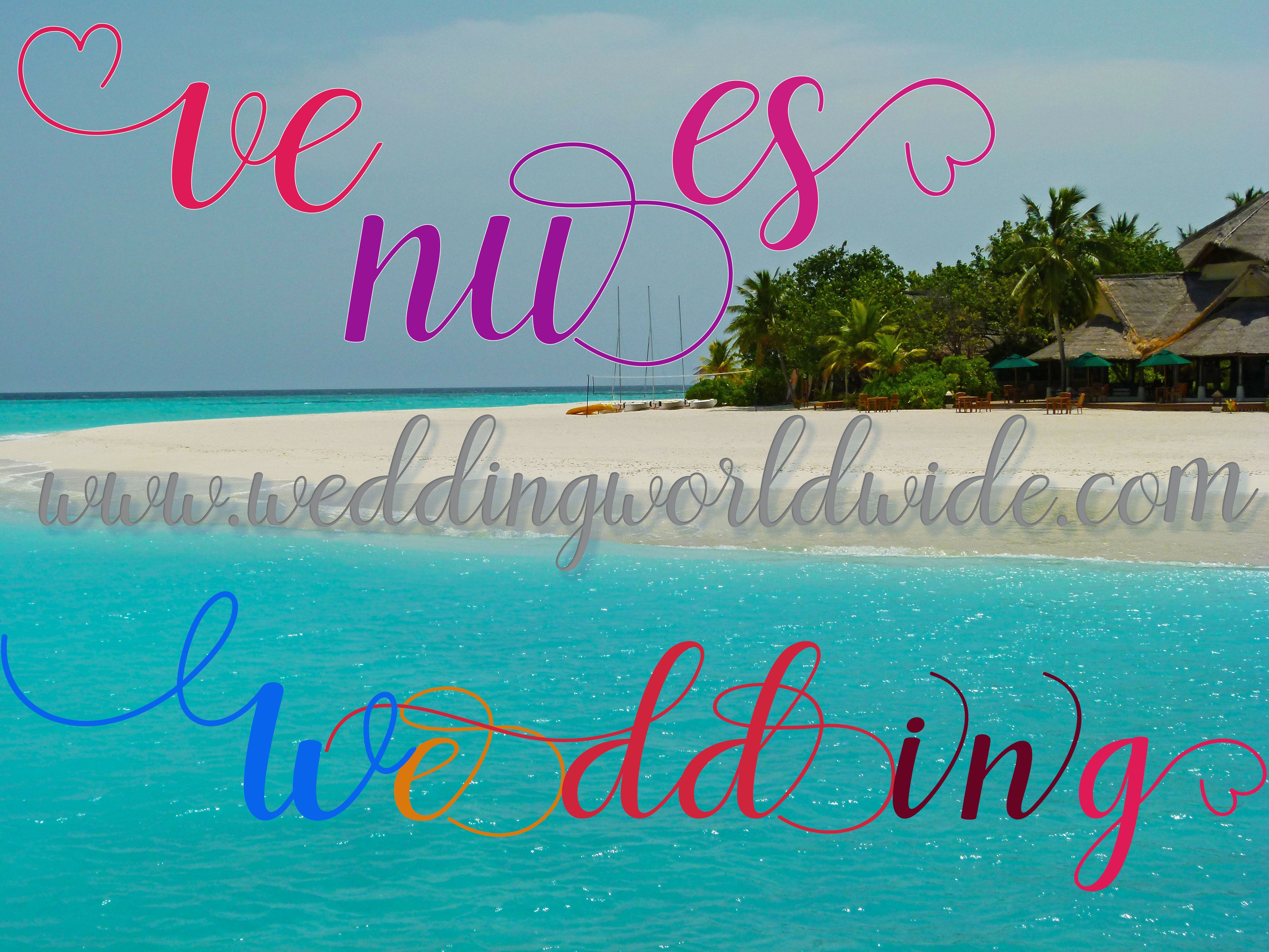 Are you planning your wedding? Choose an unforgettable venue.
