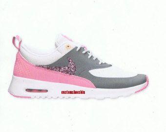 SALE Custom Bling Rhinestone Women's Nike Air Max Thea