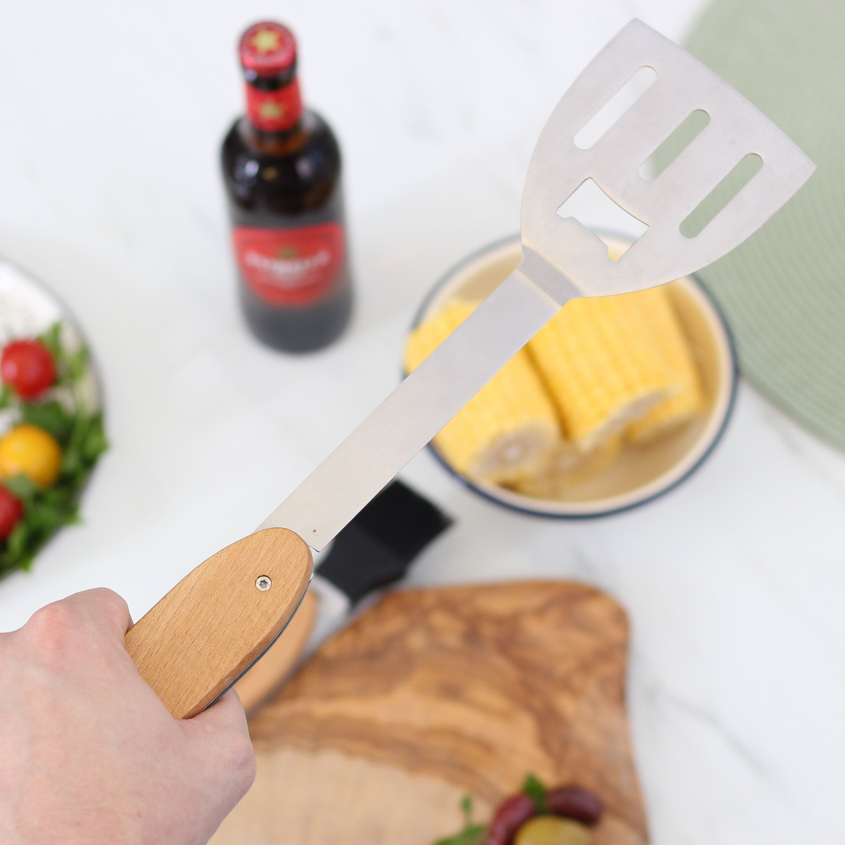 Personalised Dad's Best Barbecue Multi Tool Gadget