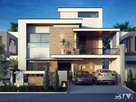 Rumah Ideal Arsitektur Arsitektur Modern Rumah Modern