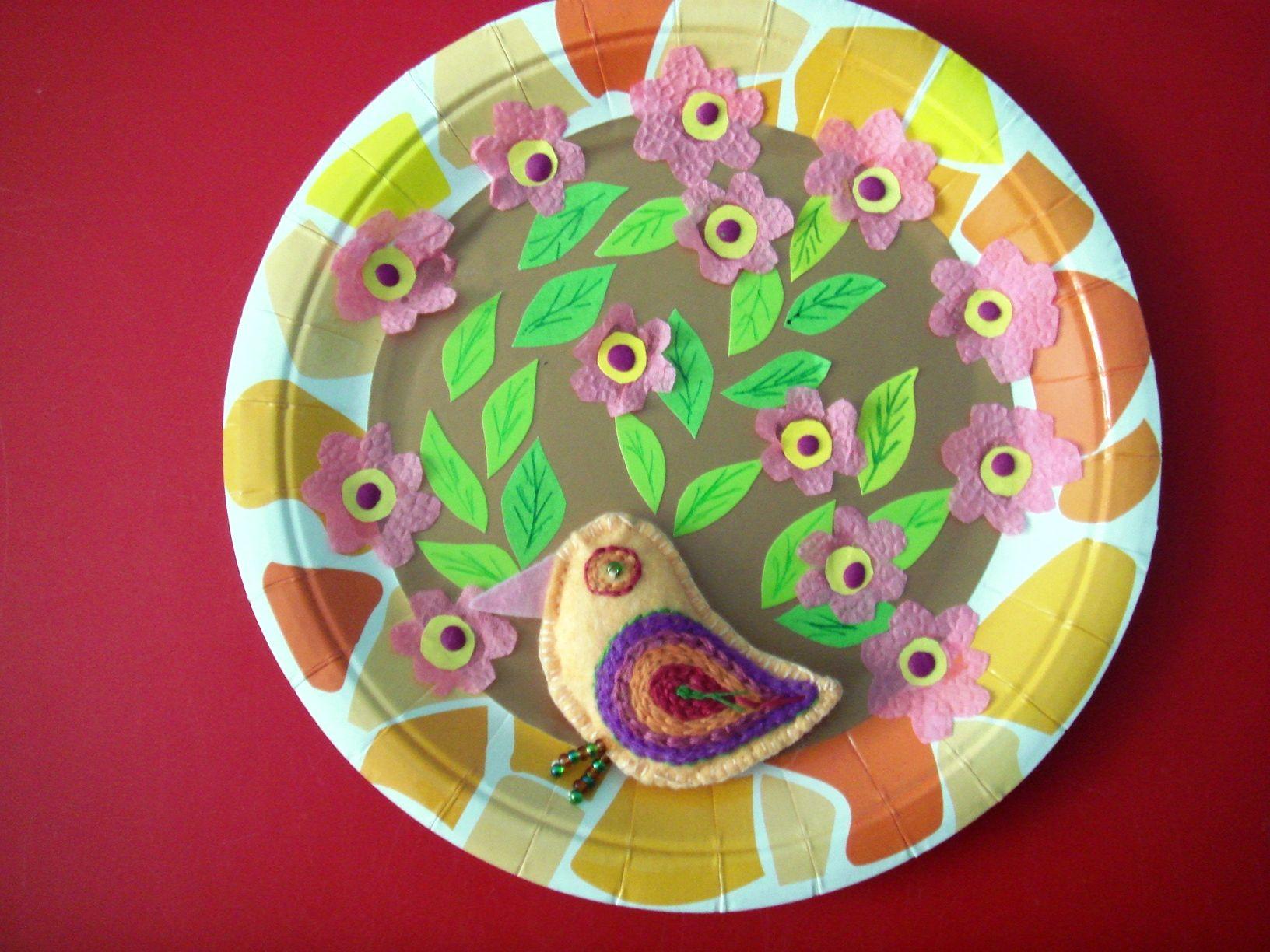 Открыток, открытки своими руками на тарелке