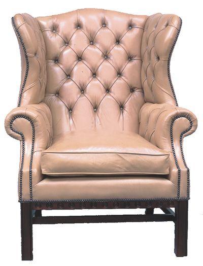 Der Ohrensessel Fur Grosse Leute Large Kensington Wing Chair