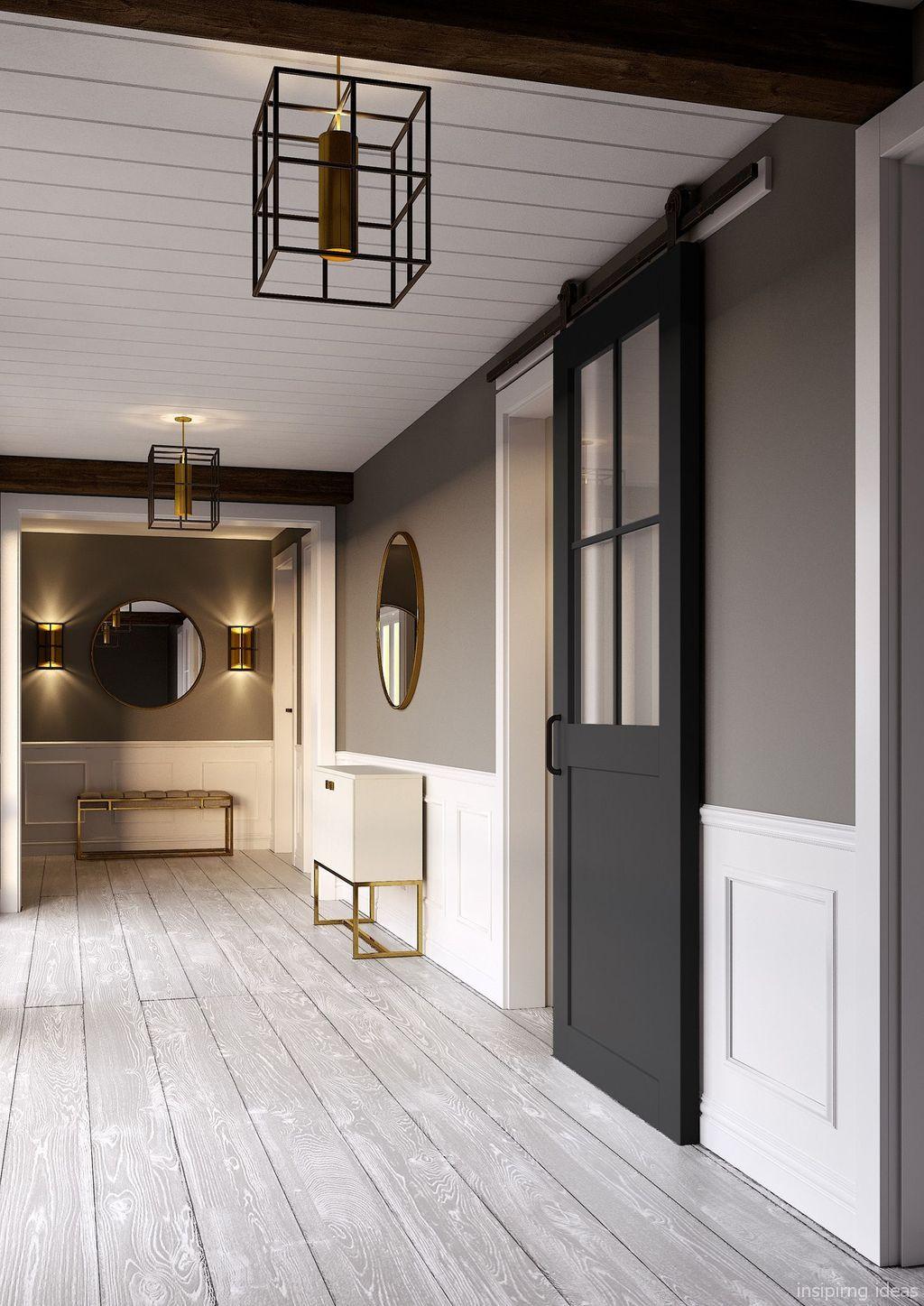 99 modern farmhouse exterior color schemes ideas